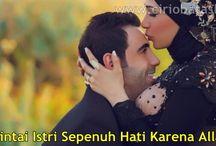 Mencintai Istri Sepenuh Hati Karena Allah