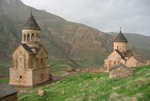 travel Armenia, Georgia
