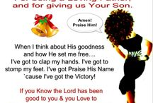 sistas do it for God...