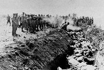 Death Camps WW II Auschwitz-Birkenau - Buchenwald . war criminals