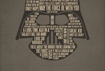 star wars / 'cause everyone needs to geek out now and again... / by khryss