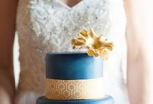 Blue and Gold Wedding  / Ideas, tips, and tricks for how to incorporate Marquette into your special wedding day.  / by Marquette University
