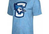 Creighton University / Creighton University GO BLUEJAYS! Show off your school pride in our comfortable sweaters, shirts, shorts, and more for men and women! Got spirit? See more at sportswearunlimited.com