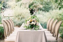 Styled Shoot Ideas - Olive Grove / Ideas for upcoming shoot