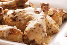 Food - Chicken  / by Rosalie Gerber