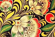 prints & pattern inspirations