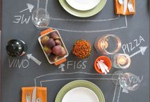 PARTY : Let's Cook Party / A cooking party inspiration board for your little budding chef!