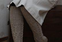 Гольфы, носки