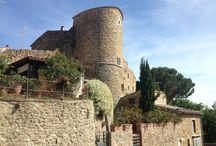 Montemerano - Medieval Village