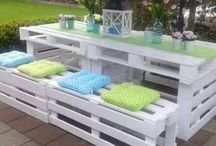 DIY things with pallet