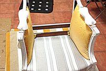tapizado de sillones, 2