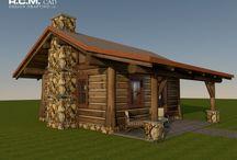 360 Rental Cabin