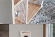 Gifts - diy doll house