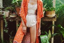 bohemian ♡ / Bohemian vibes, style, clothing and lifestyle
