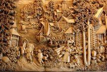Woodcarve