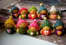 Fimo ornaments