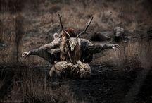 Druids + Shamans