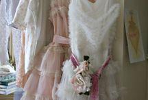 Romantische kleding ..Romantic clothes