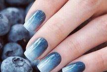 nail art sfumata