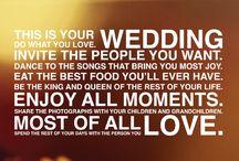 Wedding Ideas / by Christine