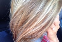 ||highlights for dark hair  / by Katie Gates