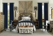 Bayler's new room