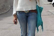 jeans ,maglione inverno