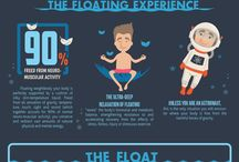 Floatation tanks / News, research and articles relating to the sensational float therapy and how its therapeutic properties can help you.