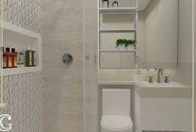 Mini banheiro
