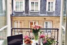 Dreaming of an appartment in Paris