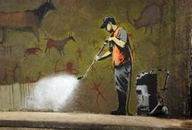 Streetart / Straatkunst