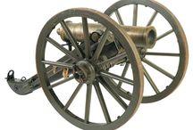 Historické zbraně - houfnice