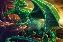 ⚔ Dragon • Emerald