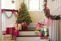 HOLIDAY HOME DECOR / by Krissi Love Hope Webster