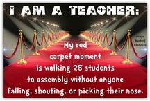 Being a Teacher...