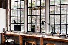 2. Office Chic / New digs - new style
