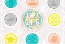 Camp OMHG / by Oh My! Handmade