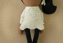 Rag dolls / Handmade rag dolls