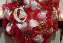 my DIY Christmas crafts and decorations / by Robin Carroll