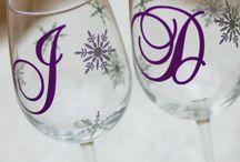 Winter Wedding Inspiration / Winter Wedding ideas!
