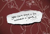 Sayings I love / by Judy Kim