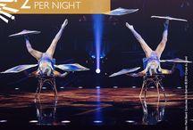 Cirque du Soleil / MSC Cruises is trots om een unieke, eerste samenwerking aan te kondigen met de meest bekroonde wereldleider in artistieke entertainment: Cirque du Soleil.