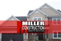 Miller Construction / by Hoodle