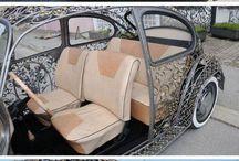 Etkileyici araç tasarımları