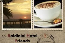 Breakfast at Baldinini Hotel
