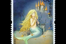 China Cin stamp