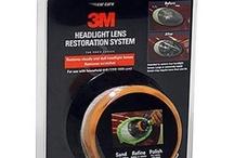 Headlight Restoration / by Lamin-x Protective Films