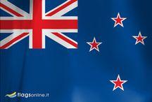NEW ZEALAND / NUEVA ZELANDA.   cap. Wellington / PAIS. Idiomas oficiales: Maori, Ingles y Lenguaje de señas