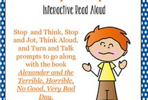 Read Alouds / Interactive Read Aloud resources from Teachers Pay Teachers