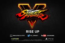 Street Fighter IV and V Plus other fighting games news / Anything in the fighting game genre. Street Fighter is my favorite series.